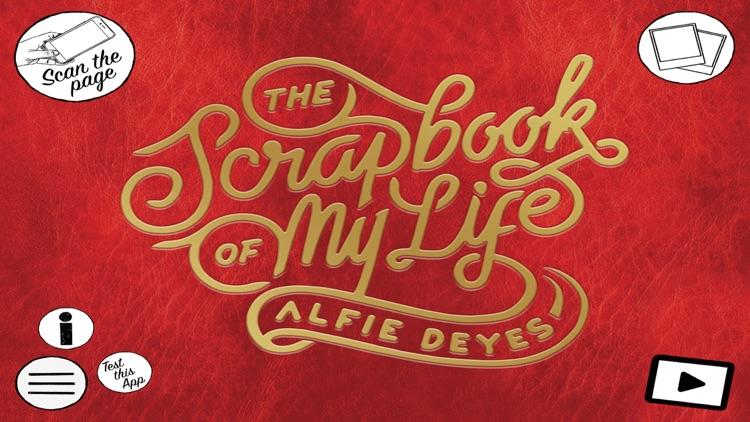The Scrapbook of My Life App