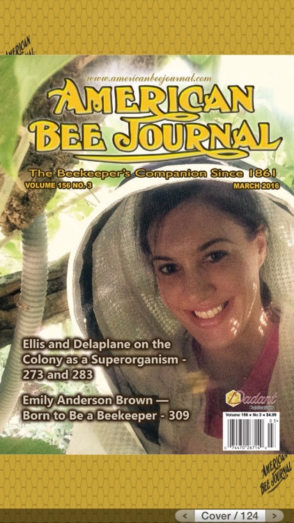 American Bee Journal screenshot-0
