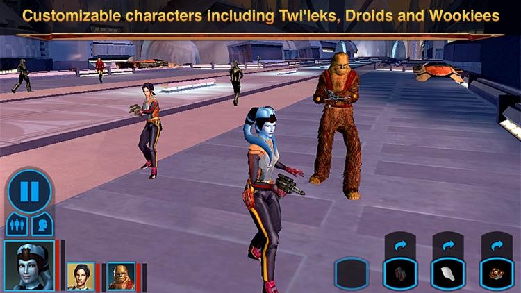 Star Wars®: Knights of the Old Republic™ screenshot-3