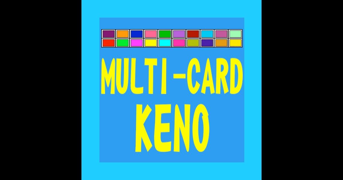 Bc keno payouts