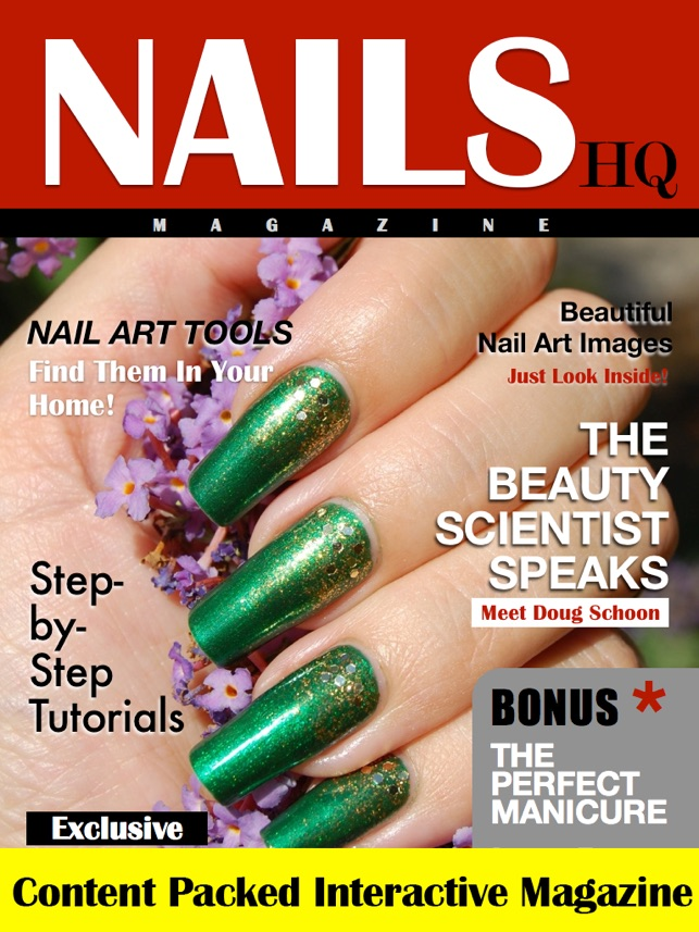 Nails Hq Magazine On The App Store