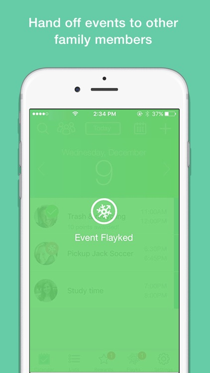 Flayk – Made for your family screenshot-1