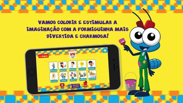 Colorindo Com Bob Zoom Im App Store