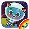 Bamba Space Station - kids play explorers in outer space! Meet aliens, cook burgers, craft toys, have a dance party in the holo-beach!