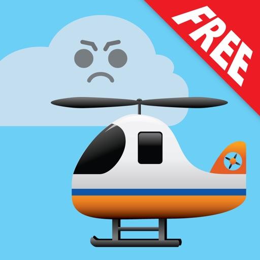 Chopper Lander Free iOS App