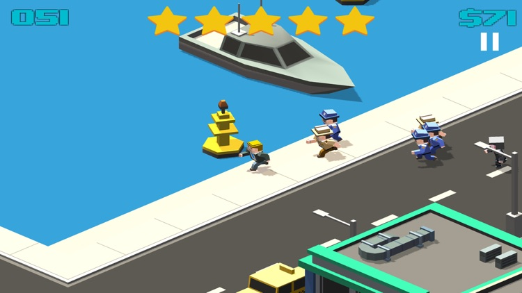 Run Pablo! A Cops and Robbers Game screenshot-0