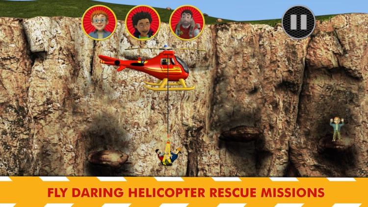 Fireman Sam - Fire & Rescue screenshot-0