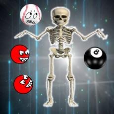 Activities of Skeleton break