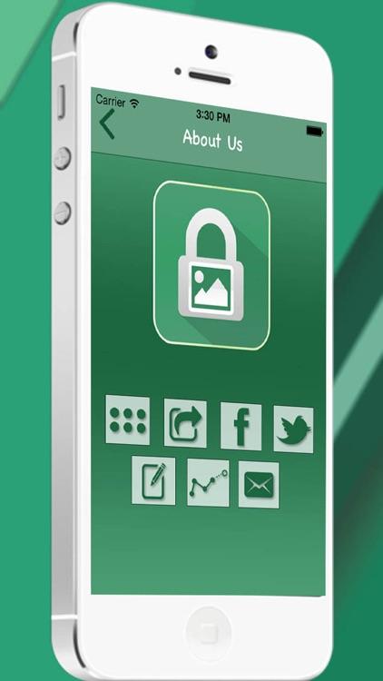 Photo Locker - Hide Your Custom Photo And Picture Lock Pro screenshot-4
