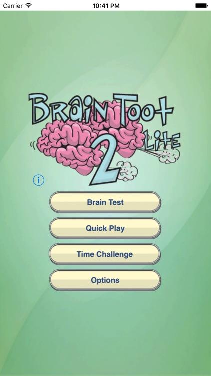 Brain Toot 2 (Free)