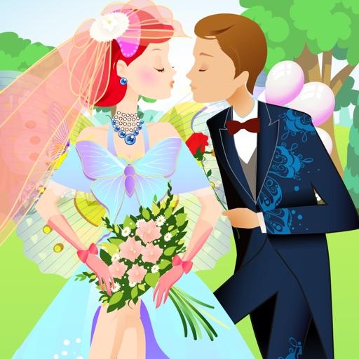 公主蝴蝶主题婚礼