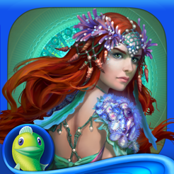 ‎Dark Parables: The Little Mermaid and the Purple Tide HD - A Magical Hidden Objects Game (Full)