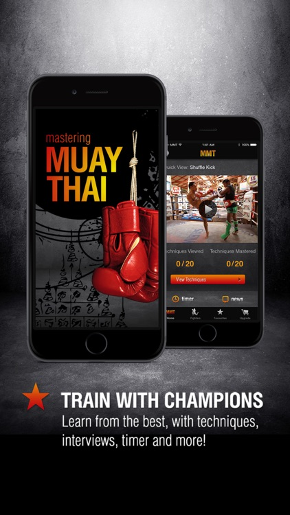 Mastering Muay Thai:The Ultimate Thai Boxing System from Novice to Master screenshot-0