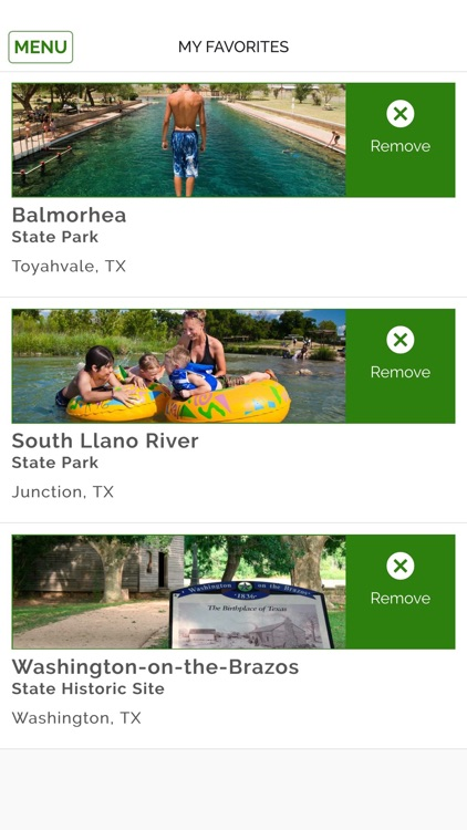 Texas State Parks Official Guide screenshot-4
