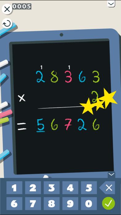 Montessori 算数 : かけ算のおすすめ画像5