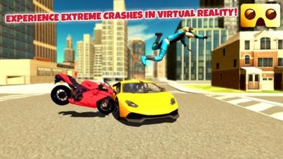 Screenshot #8 for VR Motorbike Simulator : VR Game for Google Cardboard