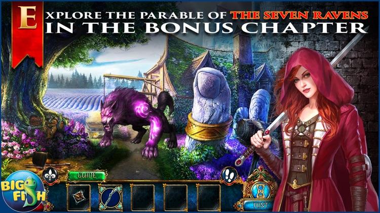 Dark Parables: Queen of Sands - A Mystery Hidden Object Game screenshot-3