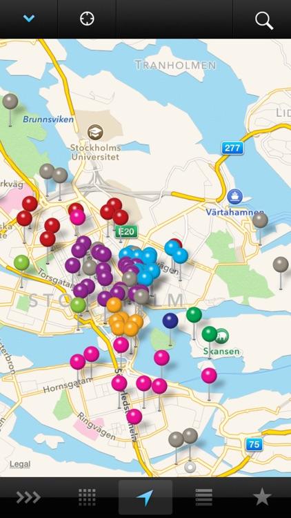 Stockholm: Wallpaper* City Guide screenshot-3