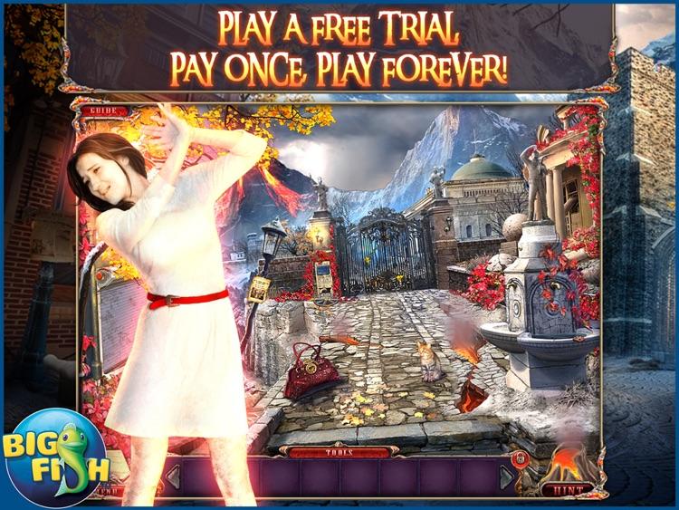 Dark Dimensions: City of Ash HD - A Mystery Hidden Object Game screenshot-0