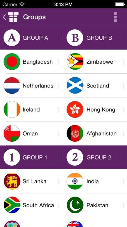Best App For World Cup 2016 screenshot-3
