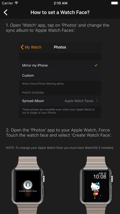Watch Faces: Custom Watch Face screenshot-3