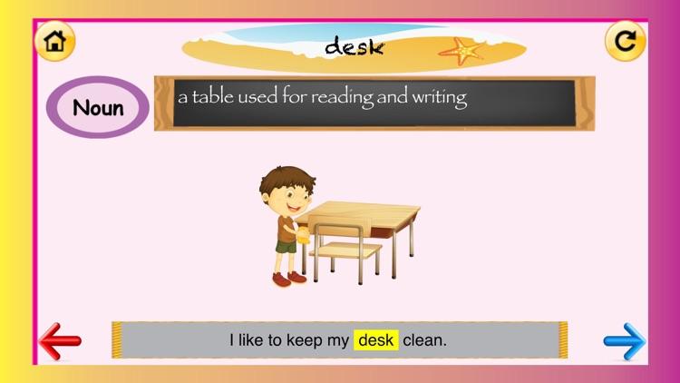2nd Grade Academic Vocabulary # 2 for homeschool and classroom