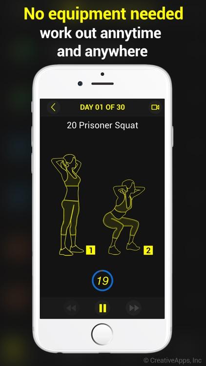 30 Day Sexy Butt screenshot-3