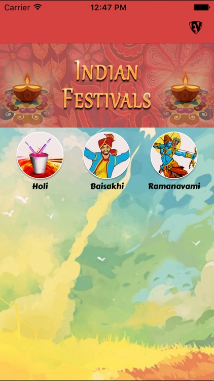 Indian Cultural Festival EduJis: SMART Stickers of Colourful Fests screenshot-4