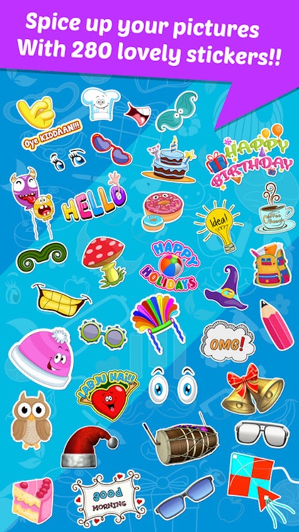 Stickers Unlimited!