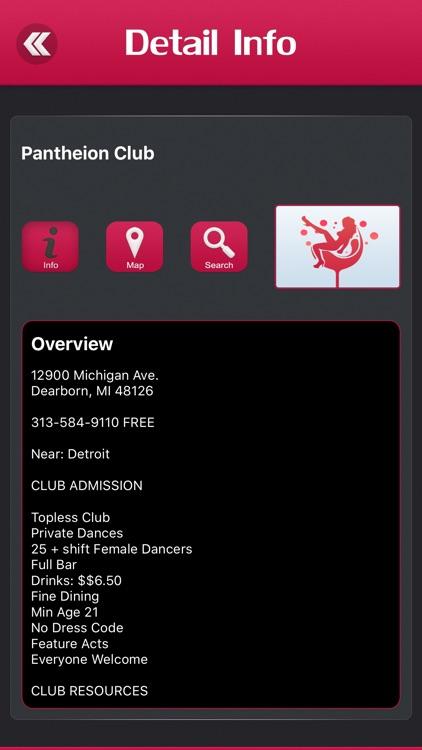 Michigan Strip Clubs & Night Clubs