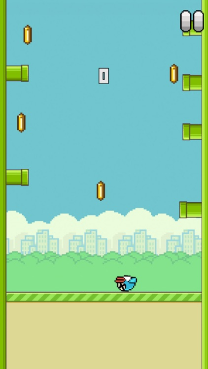 Hardest Flappy Bird-ie - Don't Touch The Pipes