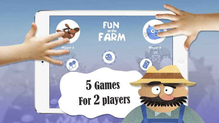 Fun on the Farm: 5 board games screenshot-0