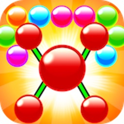 bubble link -  POP War Mania - Touch Tap Bubble Match Style Link Game Saga