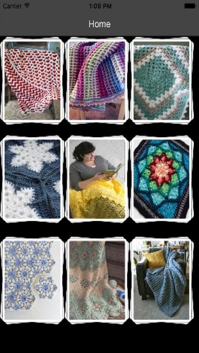 Best Crochet Afghan Patterns | App Price Drops