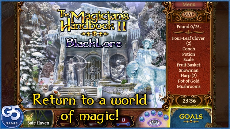 The Magician's Handbook II: Blacklore (Full) screenshot-0