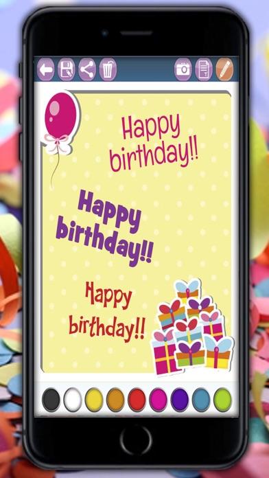 Create Birthday Cards Premium App Price Drops