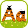Alphabete Wortschatz-Buch für Kinder (Kindergarten, Baumschule, Kinderzimmer und Vorschule Dictionary)
