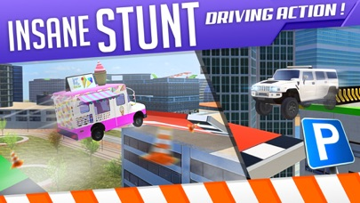 Roof Jumping 3 Stunt Driver Parking Simulator an Extreme Real Car Racing Gameのおすすめ画像4