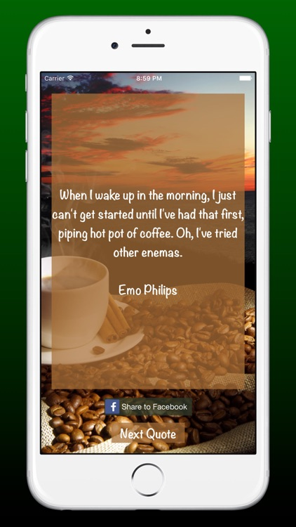 Quotes on Coffee