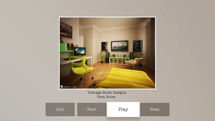 Teen Room Design Database