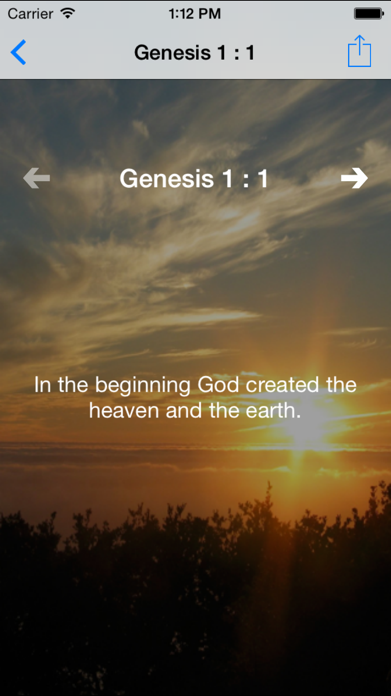The Holy Bible FREE: King James Version for Daily Bible Study, Readings and Inspirations! Screenshot