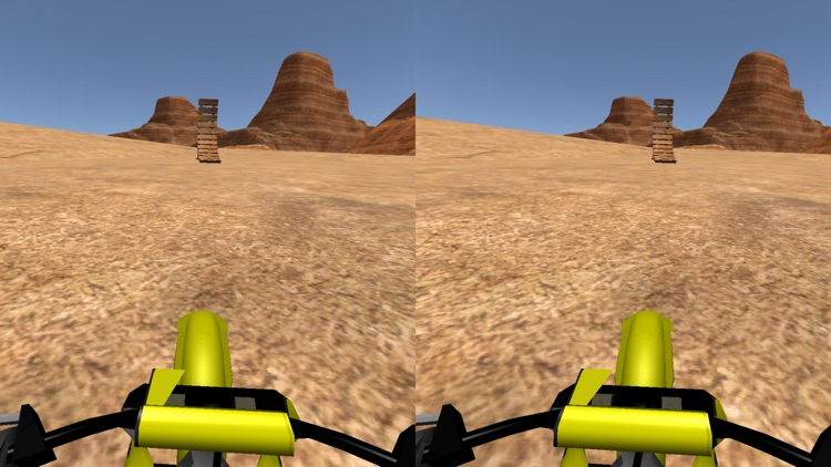 VR Motorcycle Simulator for Google Cardboard screenshot-3