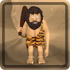 Activities of Hungry Dude - Free Game - Let's go back to the prehistoric age, and look how the caveman survive