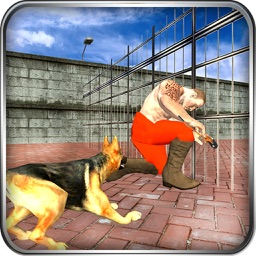 Prison Escape Crime Police Dog - Real Fighting Jail Break Game
