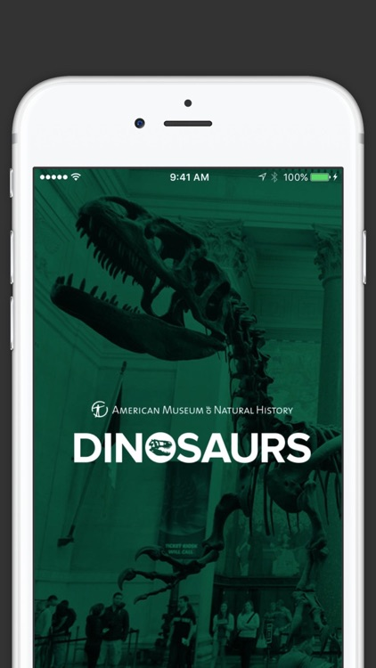 Dinosaurs: The American Museum of Natural History Collections screenshot-0
