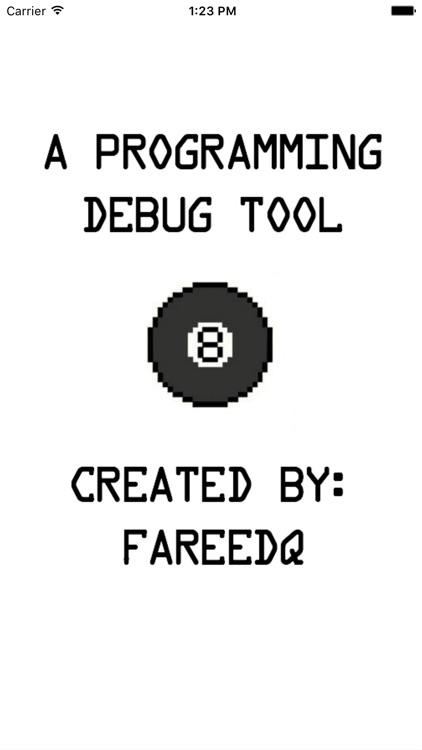 Programmer Magic 8 Ball
