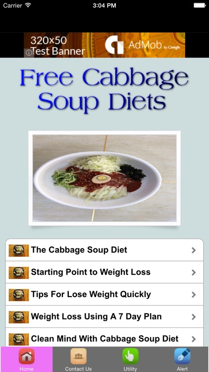 Free Cabbage Soup Diets
