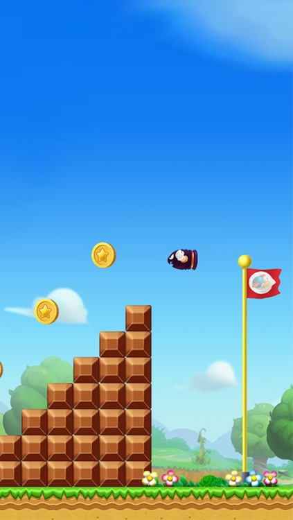 Super Bird  Adventure: Run and Jump Flappy Free Games for Kids by Top Fun 2