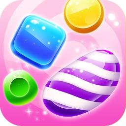 Match 3 Jelly Blast Mania - Candy Smash