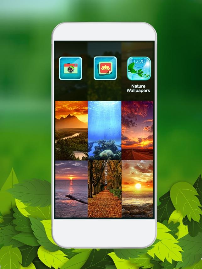 Sfondo Motivi Hd E Belle Immagini Di Paesaggi Naturali Su App Store